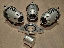 Mazdaspeed 3/6 CX7 MPS HKS SSQV BOV Blow off valve Flange Adapter Billet Plug