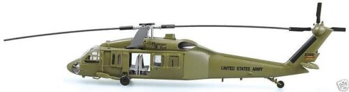 Easy Model 37016 1:72 UH-60A Black Hawk Midnight Bule of the 101 Airborne