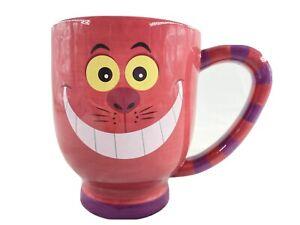 DISNEY PARKS Cheshire Cat Alice in Wonderland 20 oz Mug Large