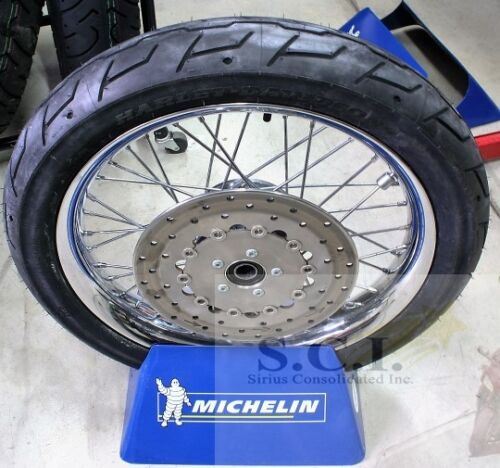 HARLEY DAVIDSON MICHELIN SCORCHER 31 FRONT 100//90-19 AND REAR TIRE 160//70-17 SET