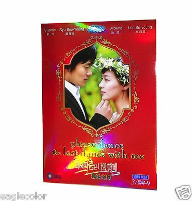 Save the Last Dance for Me Korean Drama (3DVDs) High Quality! Box Set!