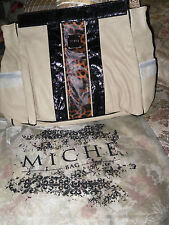 """MICHE HOSTESS BIG BAG SHELL""""CHARLIZE"""" RETIRED BEST GIFT 4 HOLIDAY FREE SHIPPING"""
