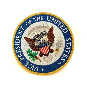 US-VICE-PRESIDENTIAL-SEAL-OF-THE-VICE-PRESIDENT-EMBROIDERED-PATCH-IRON-ON