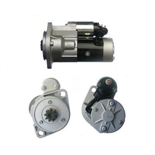 Fits YANMAR ENGINES 4 TNE-94 Starter Motor 1995-1998 19945UK