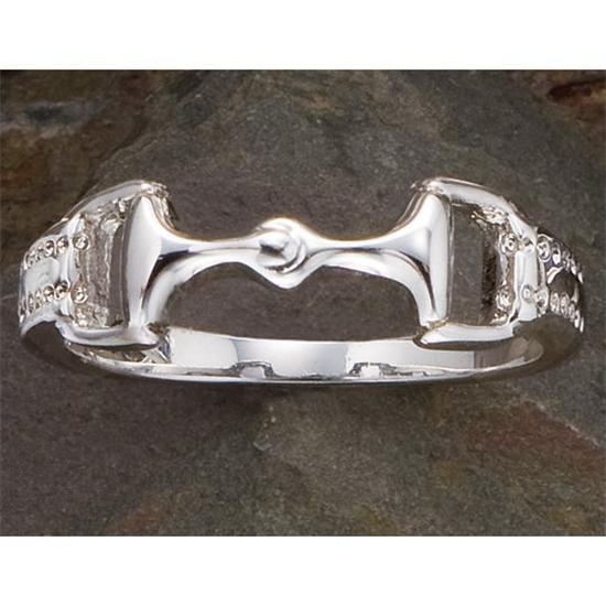 Kelly Herd Sterling zilver Bit Ring
