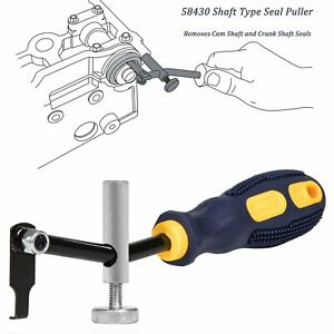 58430-Shaft-Seal-Puller-Tool-Automotive-Tools-Supplies-Remover-Motorcycle-Auto