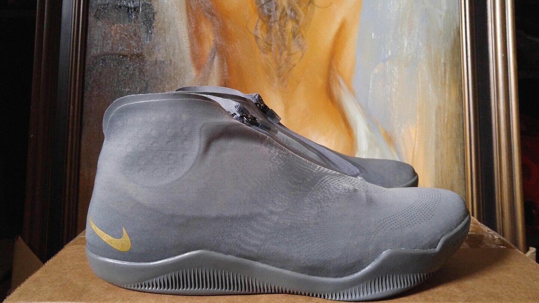 Nike kobe xi alt dimensioni 9 10 11 14 grey 880463 079 sudario metà