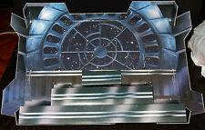 "STAR WARS DIORAMA BACKGROUND IMAGE BASE DISPLAY BLACK SERIES 6"" 1:12th 1:18th b"