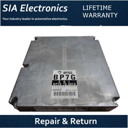 Mazda ECM Repair Mazda Truck ECM ECU PCM Engine Computer Repair /& Return