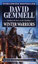 Winter Warriors (Drenai Tales, Book 8) Gemmell, David Mass Market Paperback