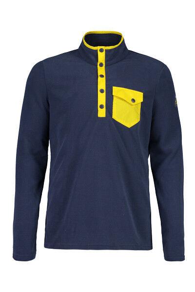 Maloja Shirt Fonctionnel Chemise Severinm. Manche Longue Multisport Jersey