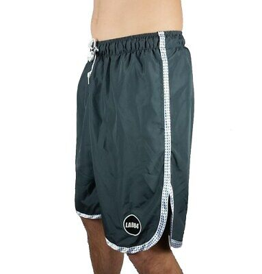 Lab84 Pantaloncini Costume Shorts Mare Sport S8 Shm1002combo Piombo Prezzo Pazzesco