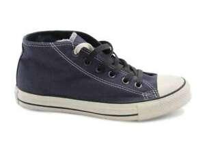 scarpe converse blu scuro