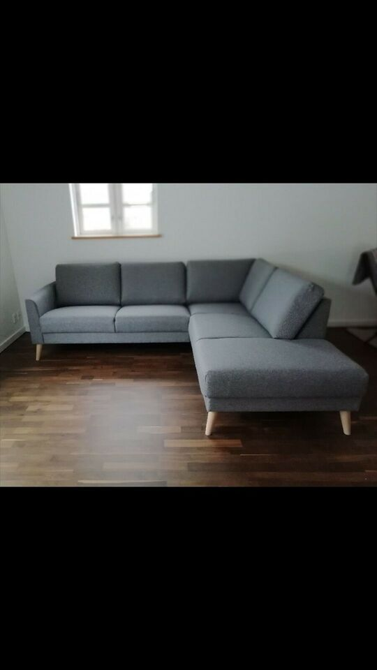 Sofa, stof