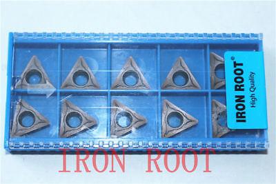 10pcs TCMT090204-MR 2115 CNC Carbide Inserts