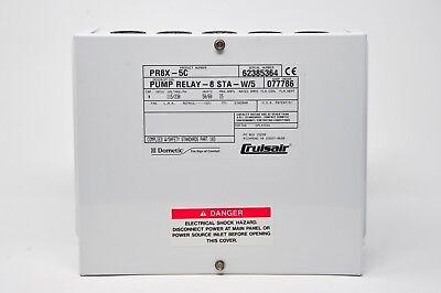 Cruisair / Dometic PR8X - 5C 8 station pump relay w/ 5 230V ... on