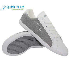 MENS-WHITE-LACE-UP-RUNNING-GYM-JOGGING-TRAINERS-CASUAL-WALKING-SHOES-BOOTS-7-12