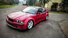BMW  e36 Rocket bunny style  over fenders wings body kit