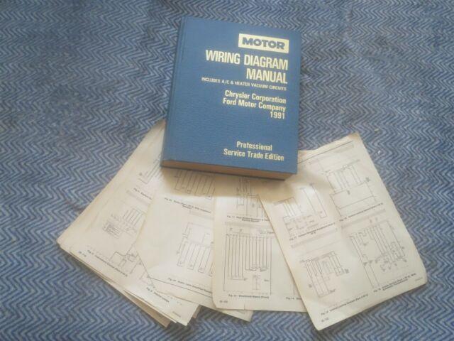 1991 Ford Taurus Mercury Sable Wiring Diagram Schematics