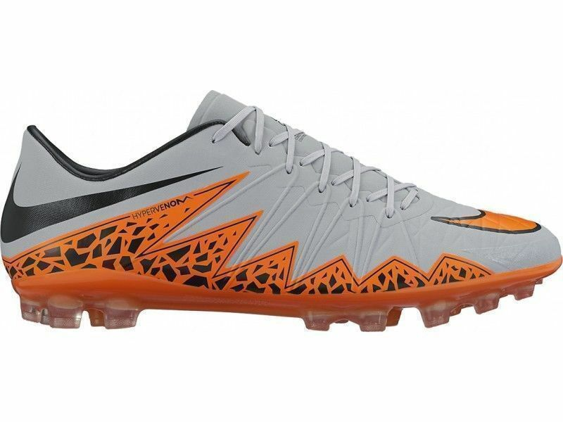 b0bb2ae9429 ... NIKE HYPERVENOM HYPERVENOM HYPERVENOM PHINISH AG-R ACC SOCCER CLEATS  SIZE 6.5 GREY orange 749900 ...