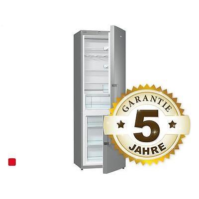 Gorenje RK 6192 AX Stand Kühl-Gefrier-Kombination Inox Kühlschrank Gefrieren