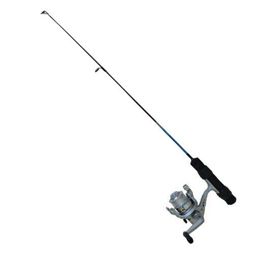 Ht 24 Hardwater Medium Ice Fishing Rod And Reel Combo For Sale Online