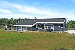 Luksussommerhus, Løkken, sovepladser 10