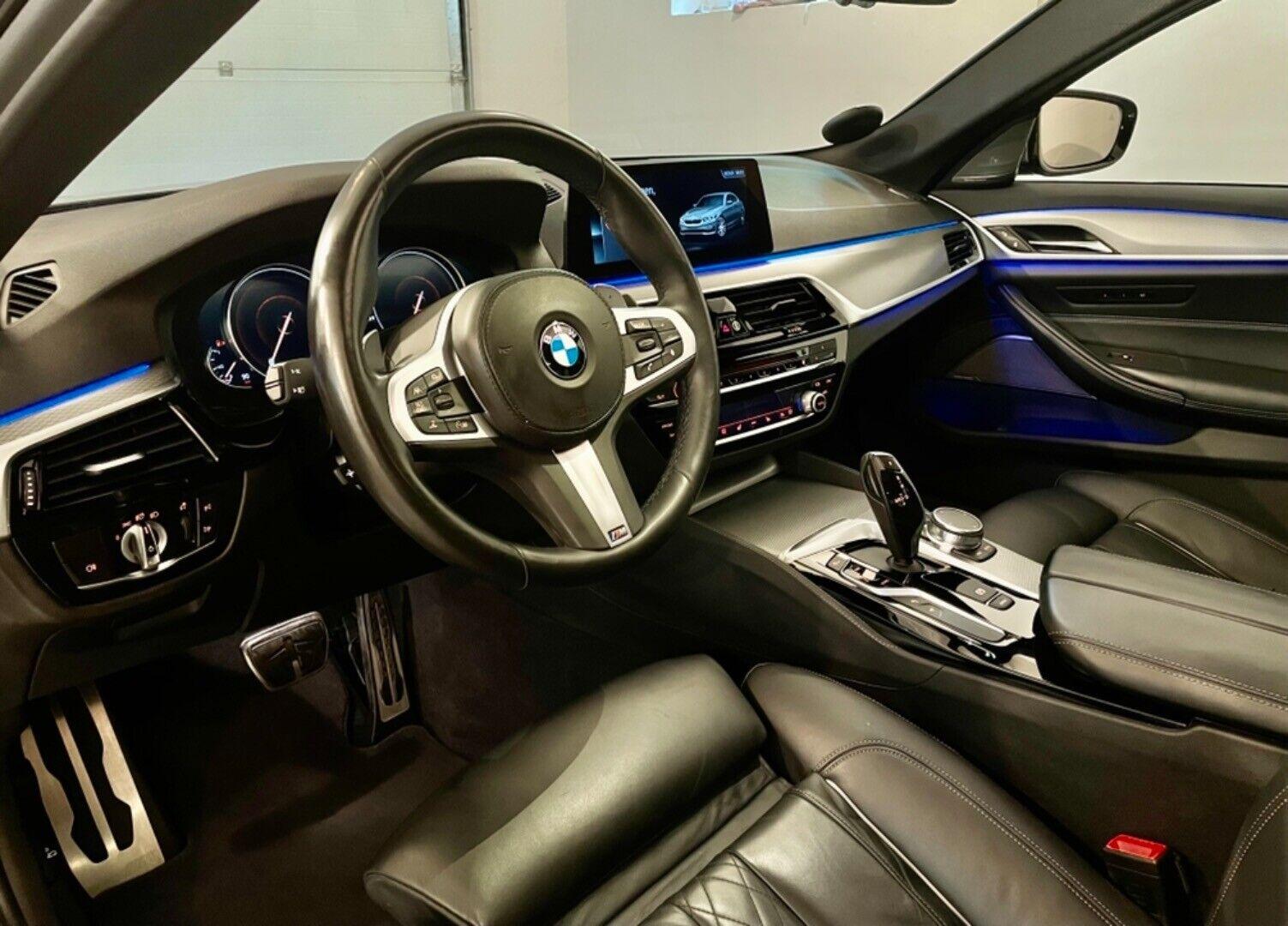 BMW – M550i