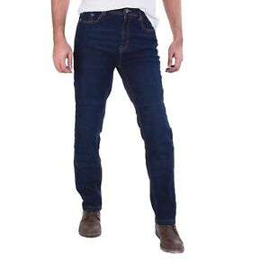 Men-039-s-motorcycle-motorbike-denim-jeans-trousers-with-protective-aramid-lining
