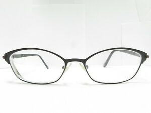 9e2f9389b53 Image is loading Authentic-LULU-GUINNESS-CAT-EYE-EYEGLASSES-Eyewear-FRAMES-