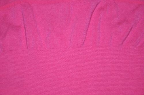YUMMIE TUMMIE S//M Outlast tank TOP SHAPER tee Pink Tensel viscose super Soft New