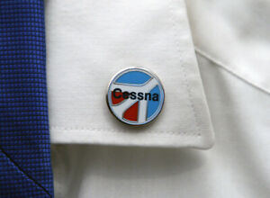 Pin-CESSNA-Company-Logo-Emblem-round-pin-metal