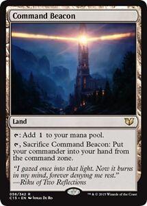 Commander 2015 MTG Magic - NM//M R Verdant Confluence