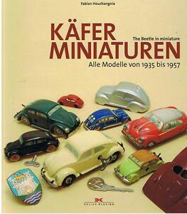 GSPKW-034-KAFER-MINIATUREN-THE-BEETLE-IN-MINIATURE-034-TIN-MODELL-NEU-NEW-n-FOLIE