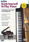 Teach Yourself to Play Piano 0038081226521 DVD Region 1
