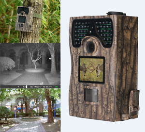 12MP HD 1080P Hunting Video Camera  Scout Camcorder Infrared Night Vision Outdoor  free delivery