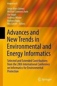 Progress in IS: Advances and New Trends in Environmental and Energy...