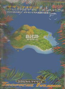 pokemon southern island tropical island set of 9 cards japanese promo. Black Bedroom Furniture Sets. Home Design Ideas