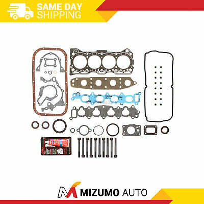 GEO Chevrolet 1.6L G16KV Head Gasket Set 92-01 Suzuki Swift Sidekick Esteem