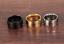 Anello-Fede-a-Fascia-Uomo-Donna-Unisex-Acciaio-Stainless-Steel-Coppia-Idea-Regal miniatura 4