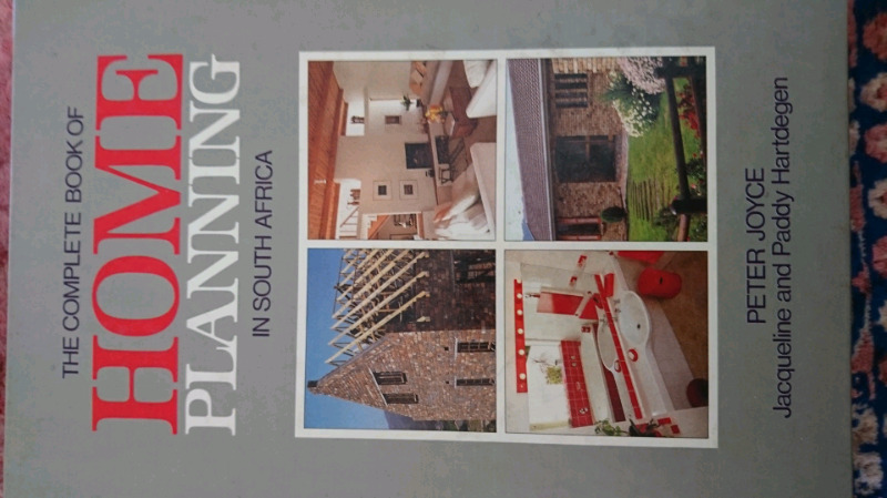 Home planning books