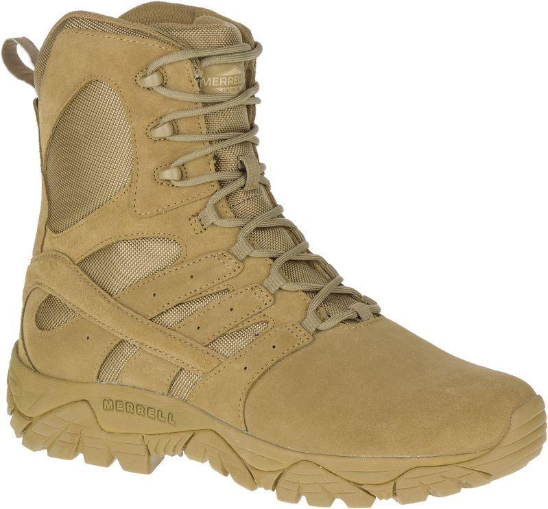 Merrell Moab 2 Defense j17765 tattico Esercito Stivali Stivali COMBATTIuominiTO UOMO NUOVI