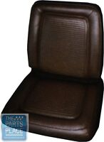 1964-65 Barracuda / 1965 Valiant Signet Seat Covers Black - Front & Rear - Pui