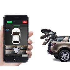 Car Alarm System Keyless Entry Central Lock Push Button Ignition Door Universal