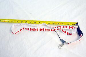 Canada-lanyard-key-chain-with-detachable-fob-bte96