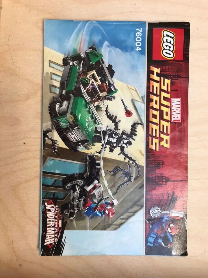 Lego Super heroes, 76004