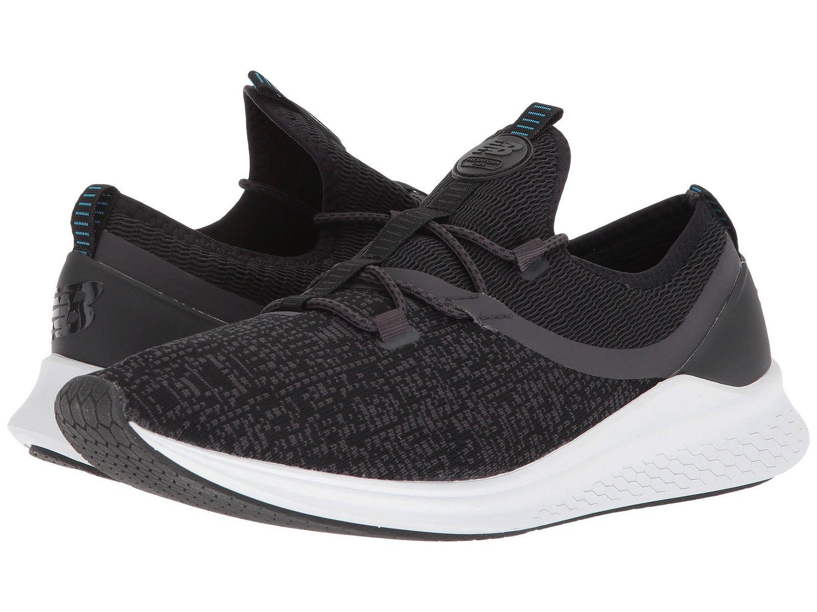 Herren New Balance Frisches Schaum Schuhe Schläger Hyposkin Schwarz Graphit Weiß