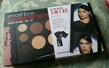 NEW Smashbox Shape Matters Palette #SHAPEMATTERS Eyeshadow 3 in 1 Contouring Kit