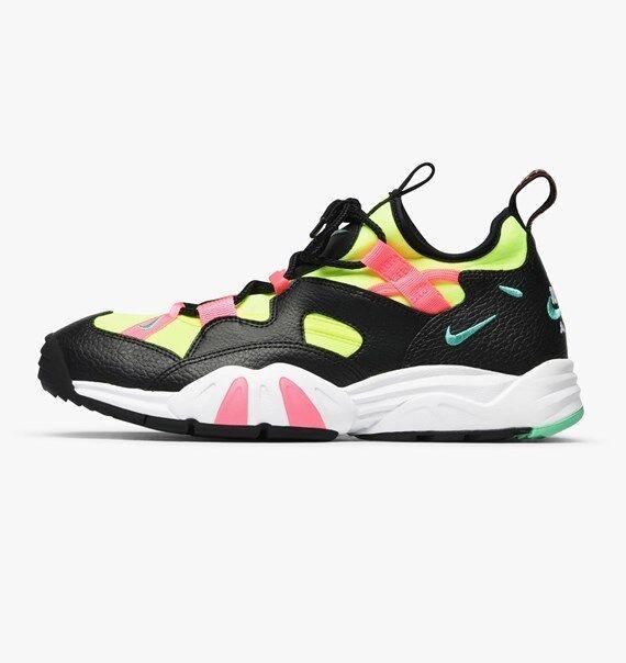 Nike Air Scream Pink LWP Nlack Menta Racer Pink Scream Volt AH8517 001 Size 8-13 Yellow 925f2a