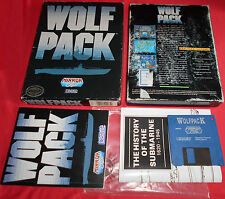 Amiga Wolfpack [NON TESTE] Commodore 500 1200 2000 *JRF*